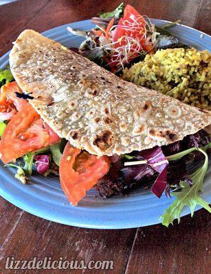 Vegeria Vegan Restaurant in San Antonio - lizz delicious - vegan cooking  and eating - (