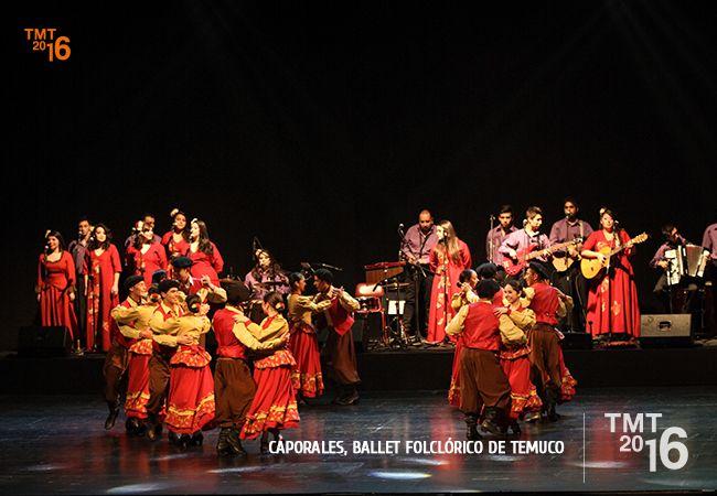 un espectáculo de música y danza que transportó a los asistentes al lugar de origen de cada danza