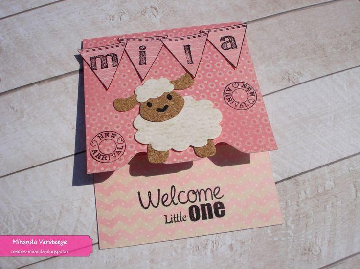 Miranda's Creaties: Mila is geboren
