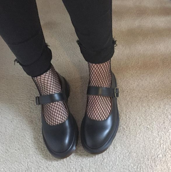 Docs and Socks: The Indica shoe, shared by courtneyking_1.