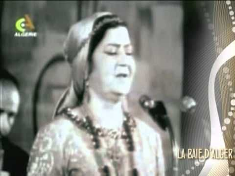 Fadhila Dziria - فضيلة الجزائرية pour les amateurs de la belle musique algeroise ======================================== El Buqala est à l'origine une prati...
