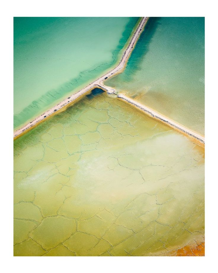 A bit of colour to brighten up an otherwise wintery day in WA's south west. This shot was taken over Useless Loop in Shark Bay mid last year from a Cessna. From North to South, WA is abound with salt lakes delivering amazing colour and texture for the aerial photographer. . #sharkbay #justanotherdayinwa #seeaustralia #mynikonlife #sigmamoments #australiascoralcoast #westisbest