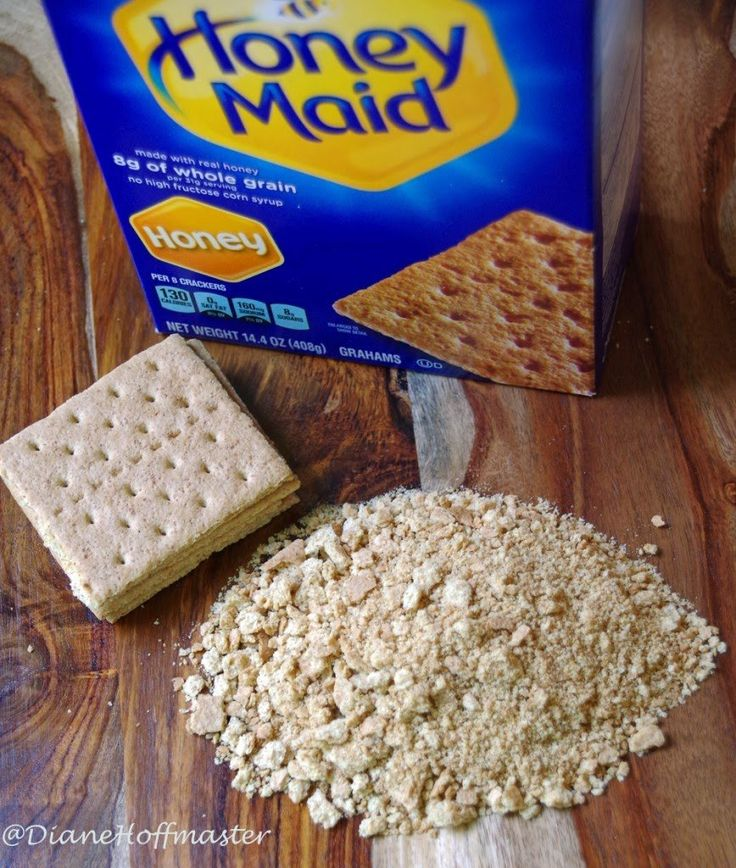 Honey Maid Graham Crackers for a Healthy Parfait Recipe