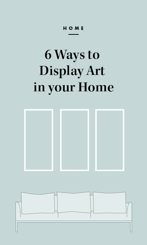 Energize and personalize your space by showcasing artwork that shows off your individuality and sense of style. /