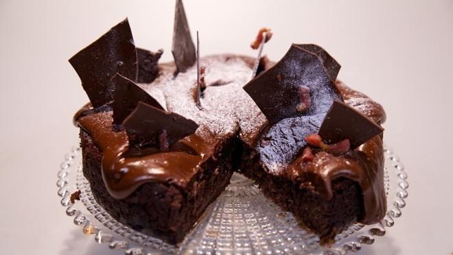 Sauerkraut surprise cake - Rudolph's Bakery   24Kitchen