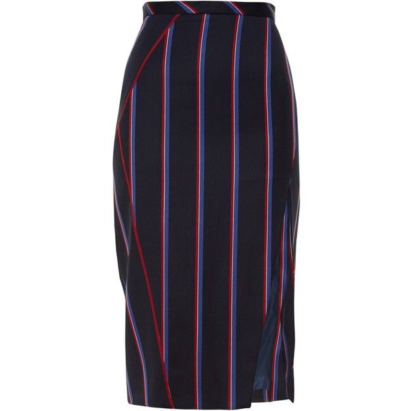 25 best ideas about navy striped skirts on