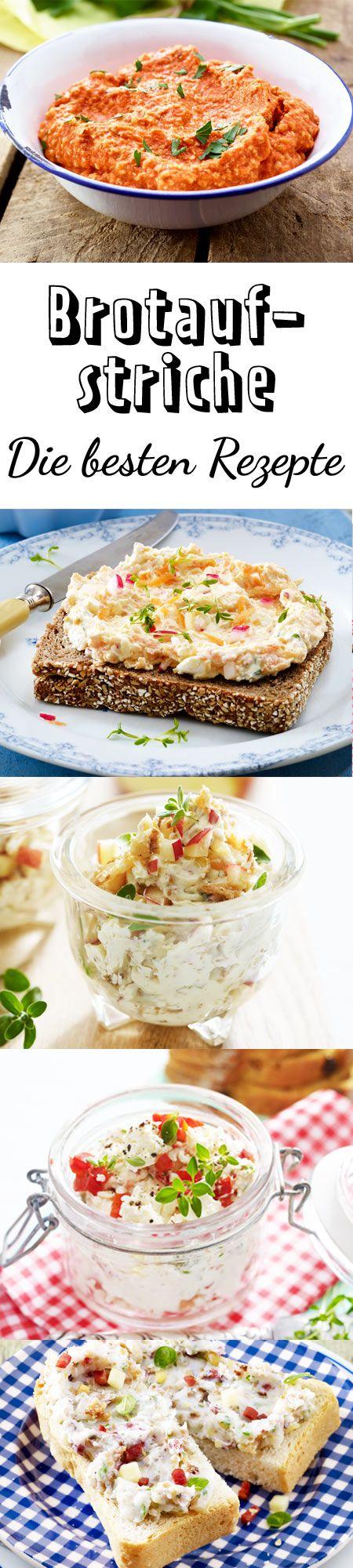 Ob deftig mit Ei und Speck oder leicht mit Tomaten und Kräutern – diese Brotaufstriche bieten für jeden Geschmack vielfältige Rezeptideen.