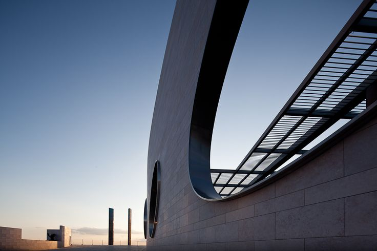 Champalimaud Centre for the Unknown / Charles Correa Associates