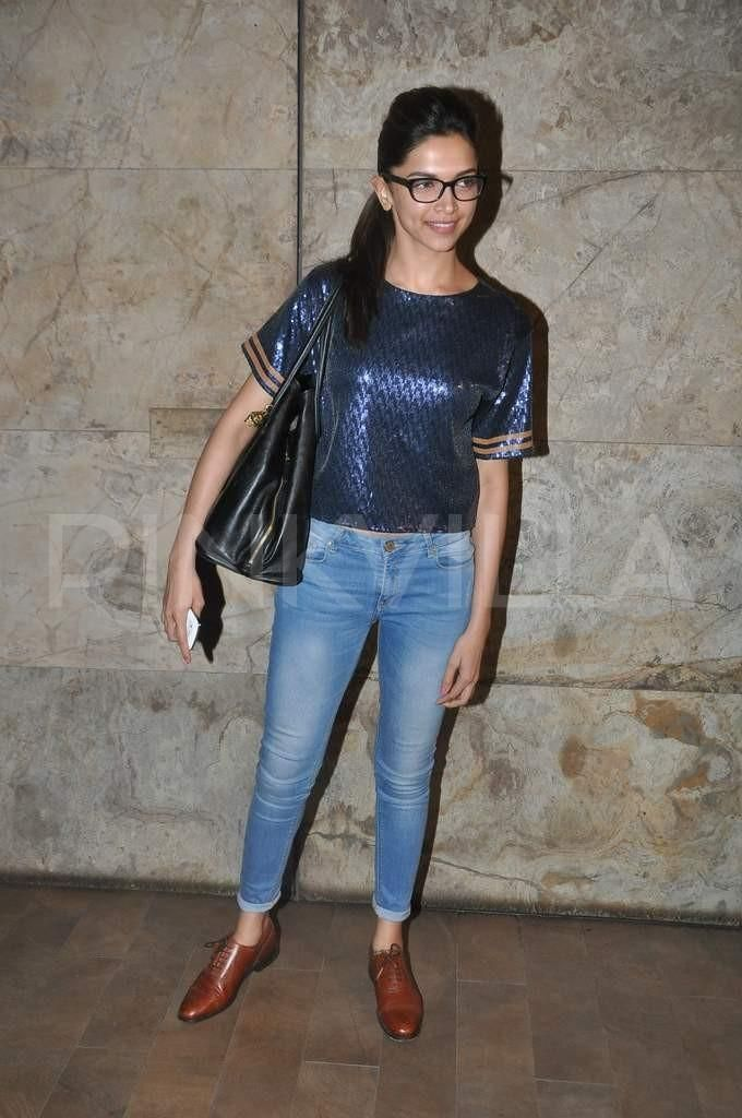 Deepika Padukone at the screening of Queen | PINKVILLA