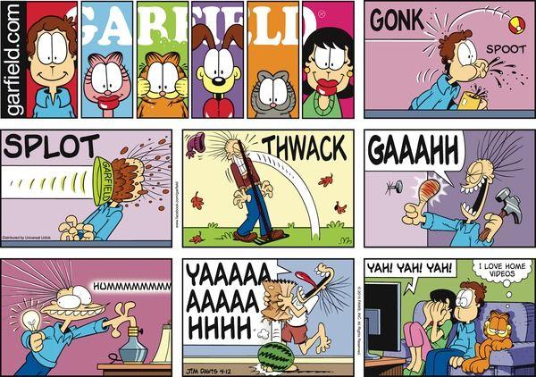Garfield - Wikipedia