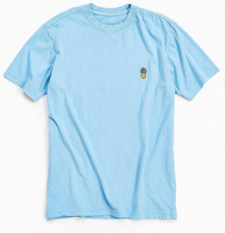 pineapple-tee-shirt-mens-2017-2018-blue