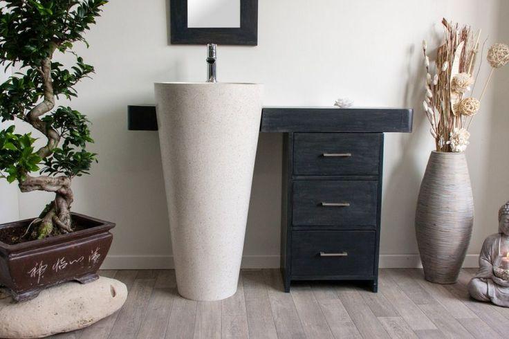 80 best déco salle d\u0027eau images on Pinterest Bathroom ideas, Room