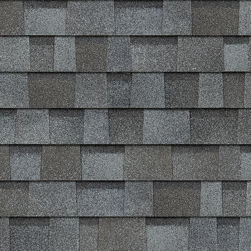 TruDefinition® Duration® Shingles - Quarry Gray