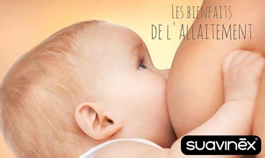 Le Club des Parents Heureux | #blog Les bienfaits de l' #allaitement pour la maman et le #bébé #conseils  #Suavinex
