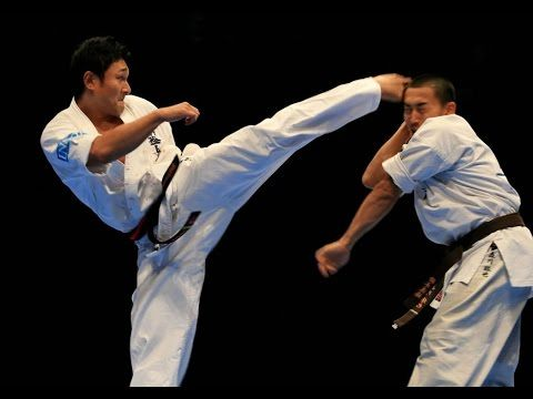 Mawashi Geri all levels | Kyokushin Kai | Fight Vision