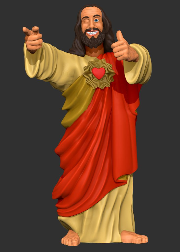 Buddy+Christ+by+Ben-3D.
