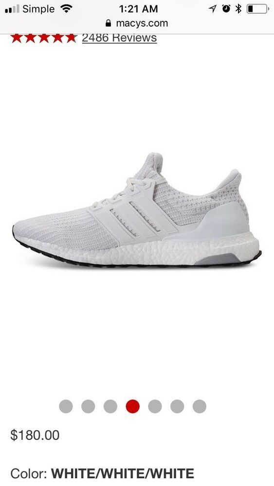 0e5237da4a464 adidas ultra boost No Box Worn Once Mens 10  fashion  clothing  shoes   accessories  mensshoes  athleticshoes (ebay link)