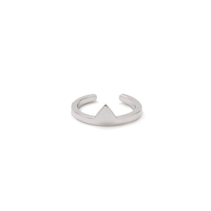 ALOHA GAIA - HARMONY Midi Ring, $12.00 (http://alohagaia.com/jewelry/rings/harmony-midi-ring/)