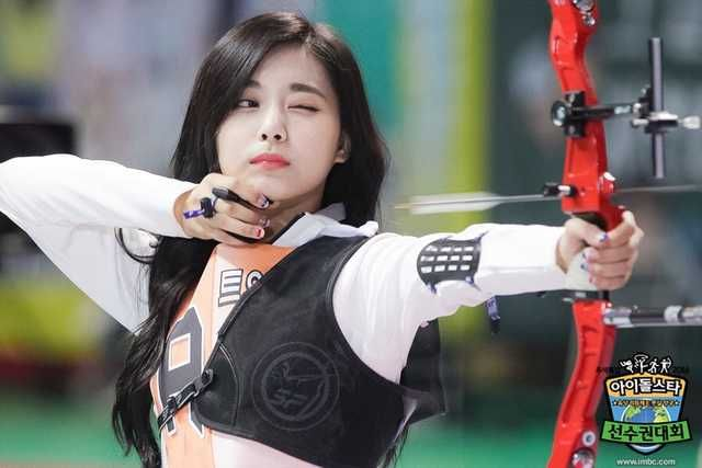 Archery Girl Imgur Archery Girl Cute Korean Girl Korean Girl