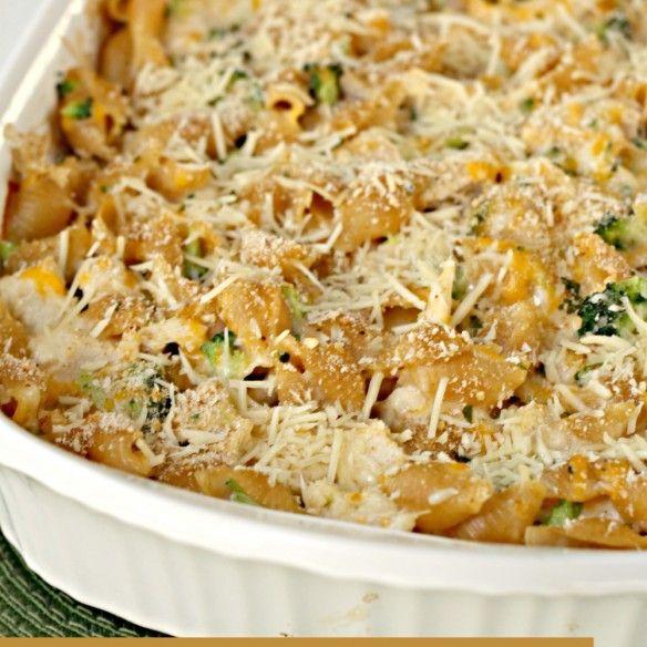 chicken-broccoli-alfredo-casserole