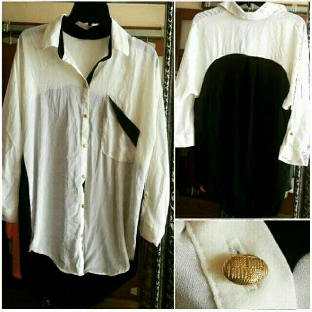 Mine BW street collar Idr 105rb Pemesanan via WA : 081804447293 Atau Official Line @lsu5782g