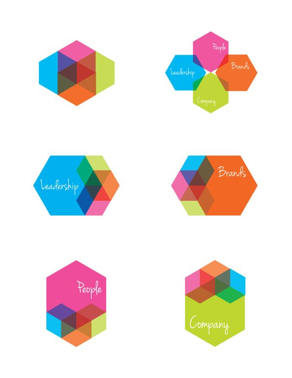 Corporate Identity by Myat Aung, via Behance