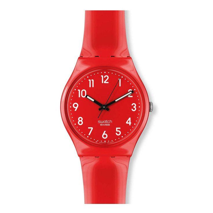 Reloj Swatch Cherry-Berry #outlet #relojes Más modelos en www.entretiendas.com