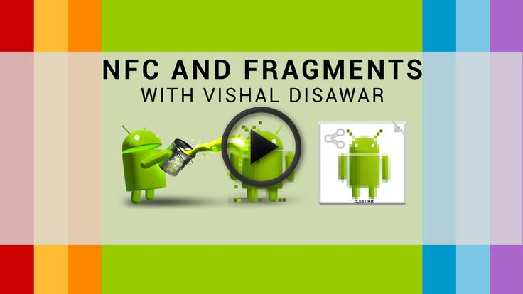 Play NFC and Fragments