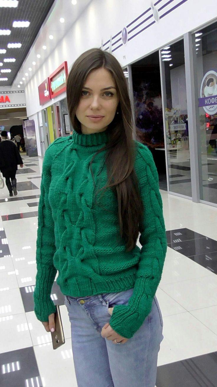 Скоро МК по этому свитеру на моём канале YouTube Svetlana Strekoza, Instagram @strekoza_blog