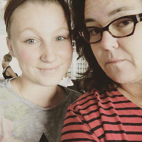 Rosie O'Donnell's Estranged Daughter Chelsea Is Pregnant - http://celebritybabyscoop.com/2017/09/20/rosie-odonnells-estranged-daughter-chelsea-is-pregnant?utm_source=Pinterest&utm_medium=Social #ChelseaAlliegro #ChelseaODonnell #Estranged #Expecting #NickAlliegro #Pregnancyannouncement #RosieODonnell