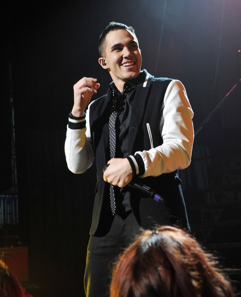 Carlos Pena Jr. Photo - Big Time Rush In Concert
