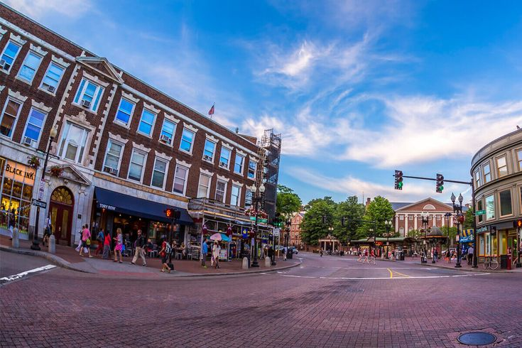 Learn about Harvard Square in Boston with our complete information guide featuring historical facts, map, pictures, and things to do nearby.