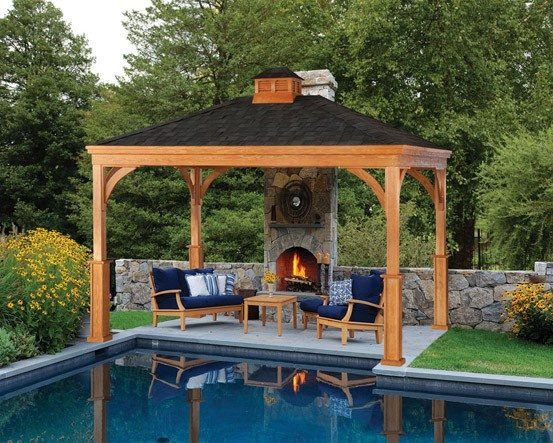 1000 Images About Hot Tub On Pinterest Shelters Decks