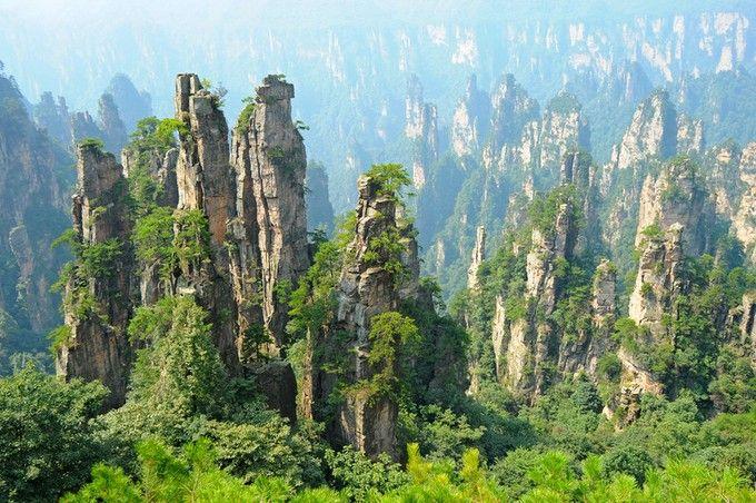 武陵源(中国)