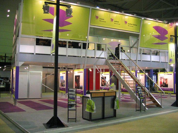 Croon TBI Techniek, Industrial Maintenance, Ahoy, Rotterdam