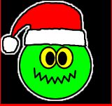 How do you download Super Santa Kicker on the Cool Math Games website?