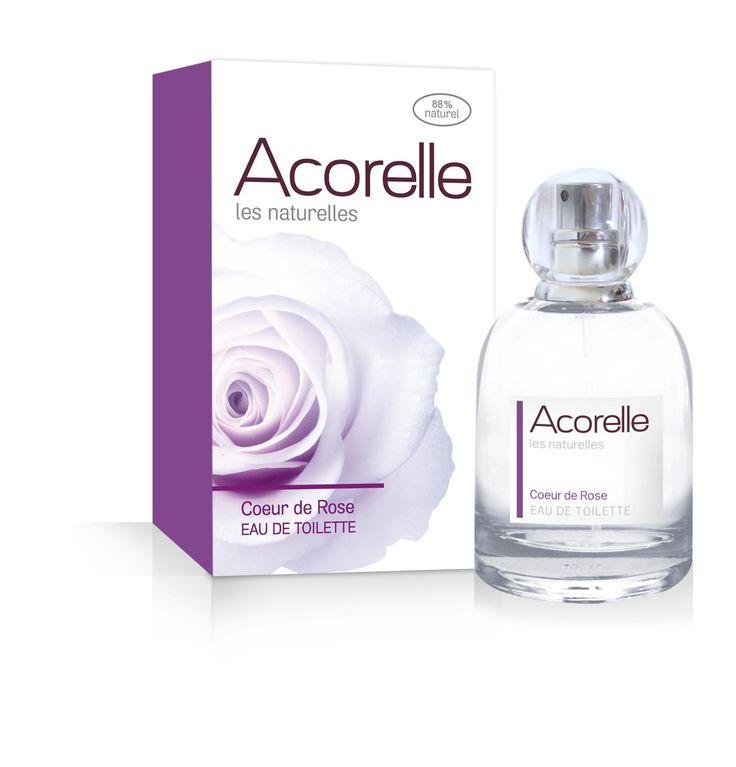 Apa de toaleta BIO Essence of Rose - http://life-care.bio/produs/acorelle/parfumuri/femei/apa-de-toaleta-bio-essence-of-rose