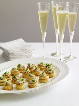 Domesblissity: Top 10 entertaining ideas with puff pastry