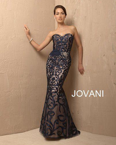 Jovani 4876 Navy/Nude Evening Gown Dress Formal New 10  http://www.mysharedpage.com/jovani-4876-navynude-evening-gown-dress-formal-new-10