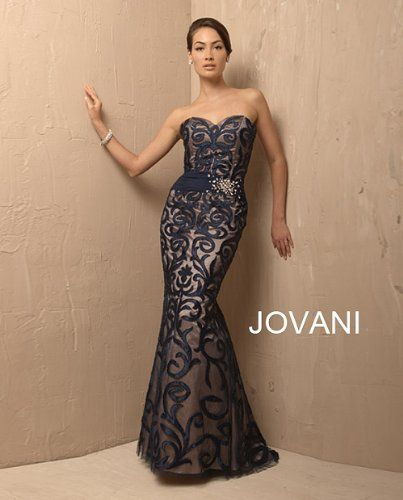 Jovani 4876 Navy/Nude Evening Gown Dress Formal New 10  http://www.mysharedpage.com/jovani-4876-navynude-evening-gown-dress-formal-new-10
