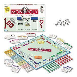 SPANISH GAMES: Classic Monopoly Game in Spanish. More #Spanish #Games in this board: http://www.pinterest.com/speakinglatino/spanish-language-games/