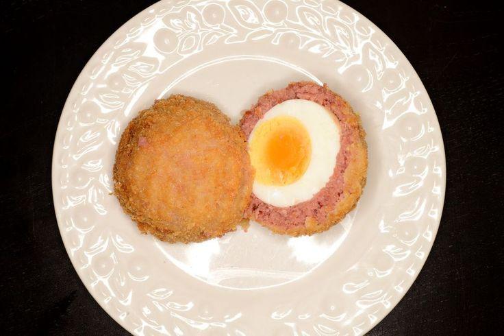 Яйца по‑шотландски