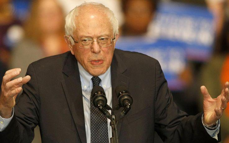 Asking Bernie Sanders about same-sex marriage was 'like pulling teeth from a rhinoceros'