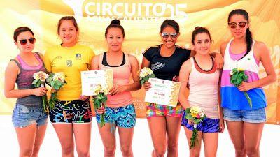 Llego a su fin el 2do torneo del Circuito Aguascalientes de Voleibol de Playa 2015 ~ Ags Sports