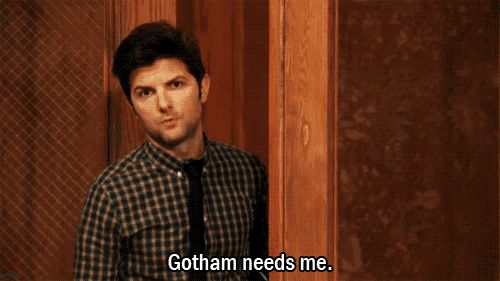 """He's wonderfully brave. 