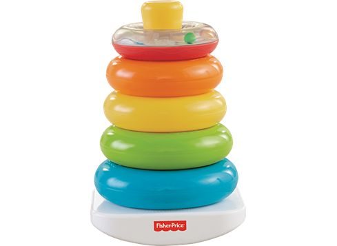 FISHER-PRICE Rock-A-Stack pyramide