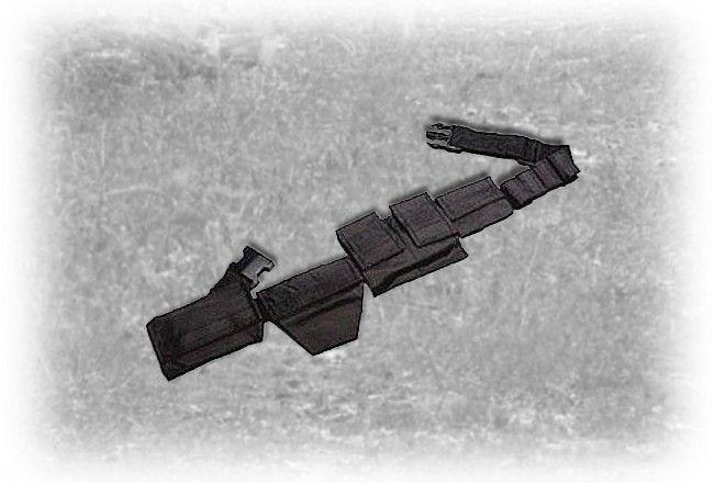 Ninja Uniform Utility Belt - https://www.martialartsupply.com/product/ninja-uniform-utility-belt/