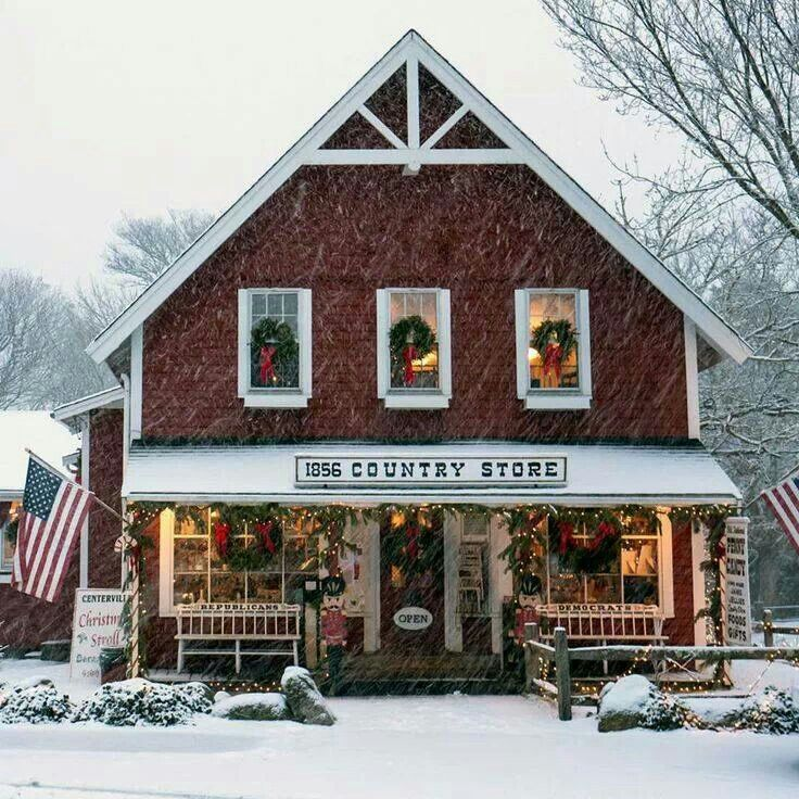 1856 Country Store, Centerville, MA