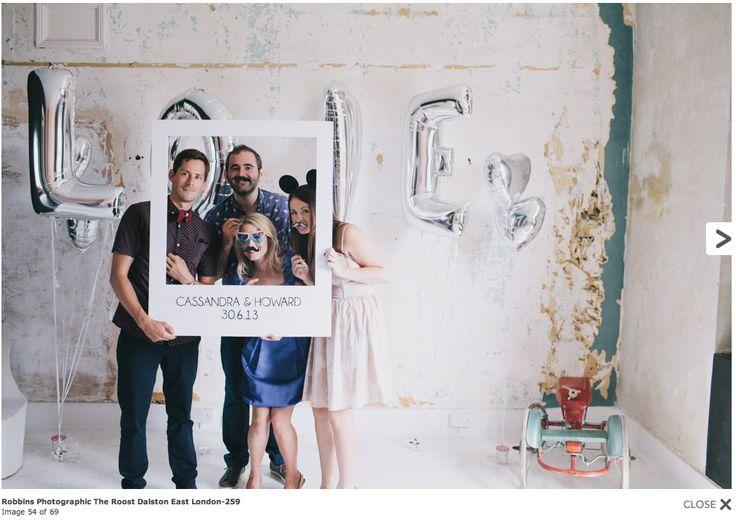 Awesome photo frame idea for everyone!
