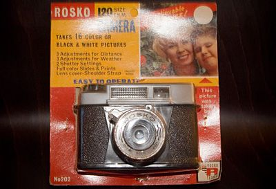 Rosko - Diana camera